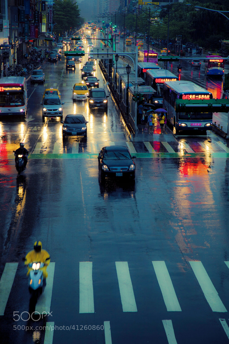 Photograph Another Rainy Day by Hanson Mao on 500px