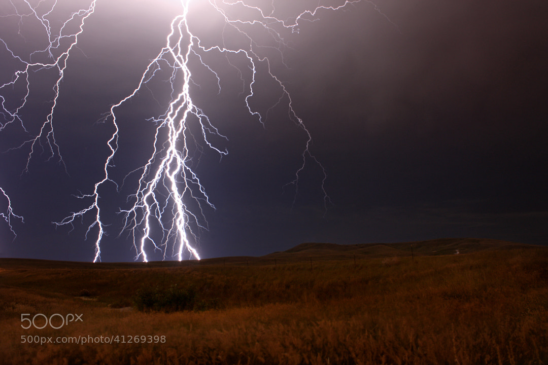 Photograph Lightning on the horizon by Kevin Aker on 500px