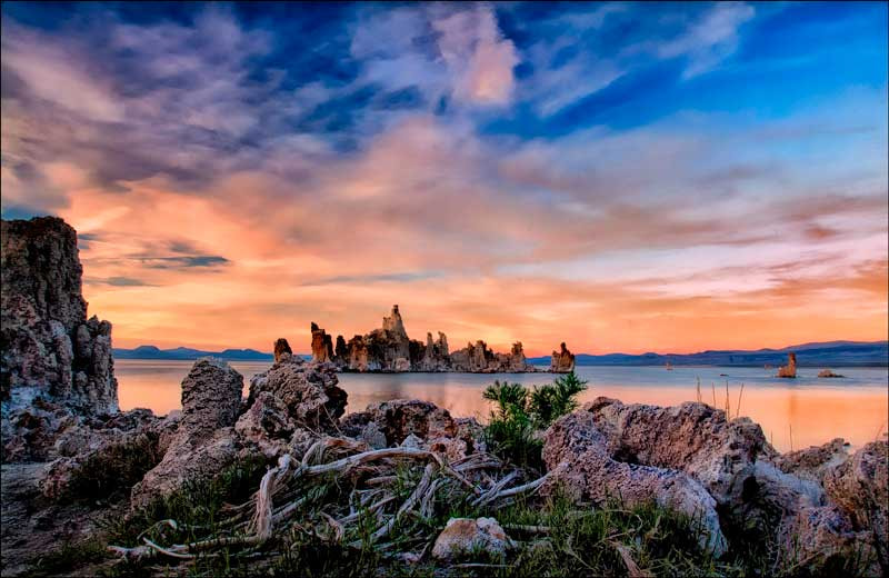 Photograph Mono lake at Sunset by Brian Clark on 500px