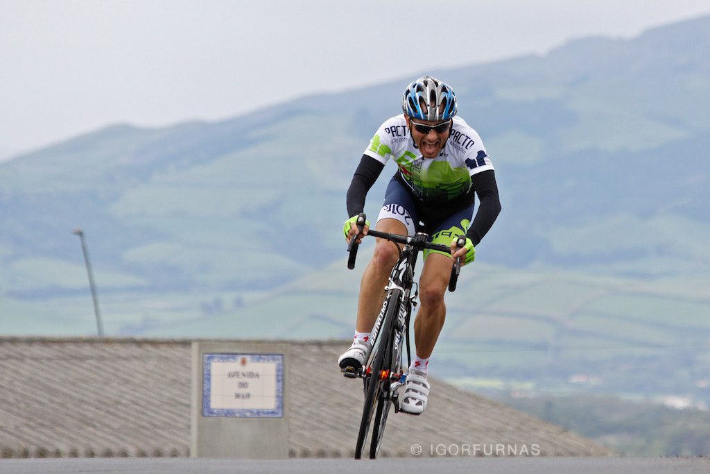 Photograph Road Cycling at Azores by Igor Furnas on 500px