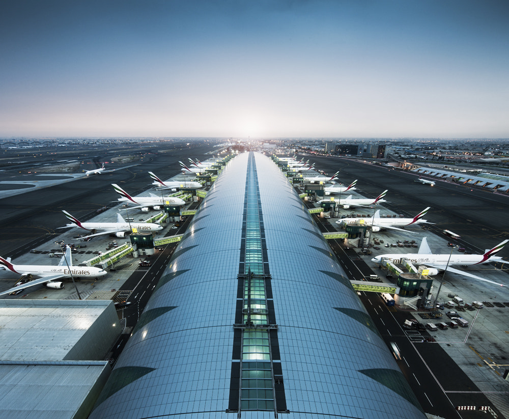 Photograph Terminal 3 by Alisdair Miller on 500px
