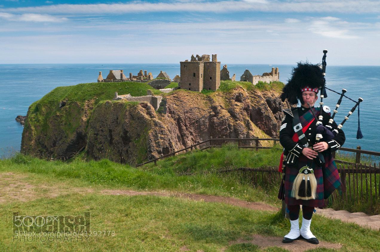 Photograph Dunnottar Castle by Ken Vensel on 500px