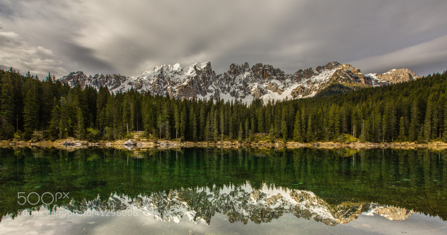 Photograph Lago di Carezza by Hans Kruse on 500px