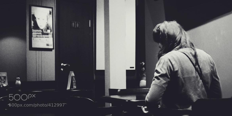 Photograph Cafe people by Kira Ponomareva on 500px