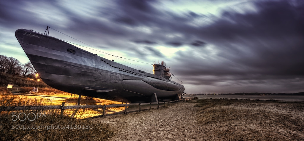 Photograph U 995 submarine by Josh Miller on 500px