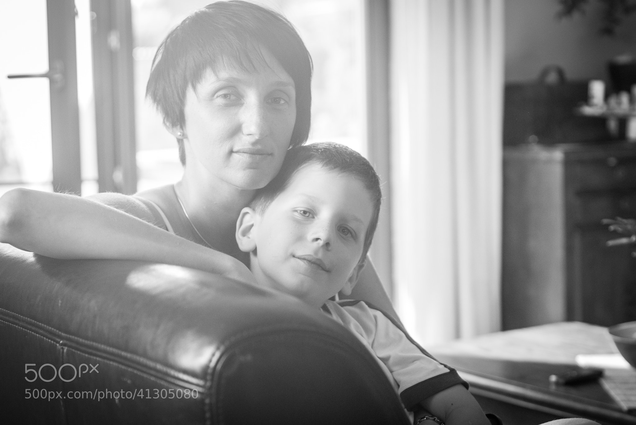 Photograph Mother with kid | sweet portrait by Paweł Szupiluk on 500px