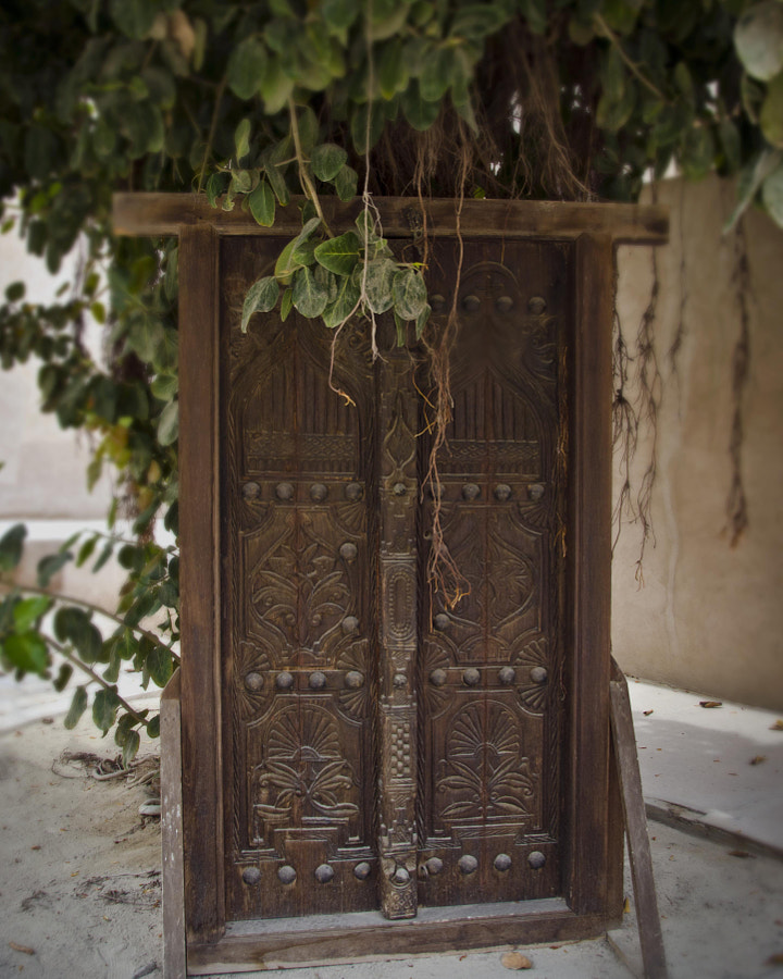 Secret doors to the past...