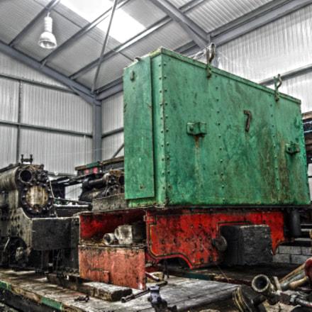 Ralph - Snowdon Mountain Railway
