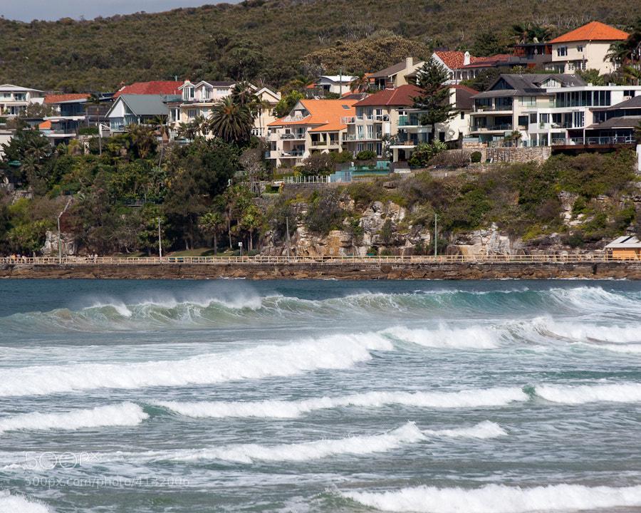 Image taken on Manly Beach