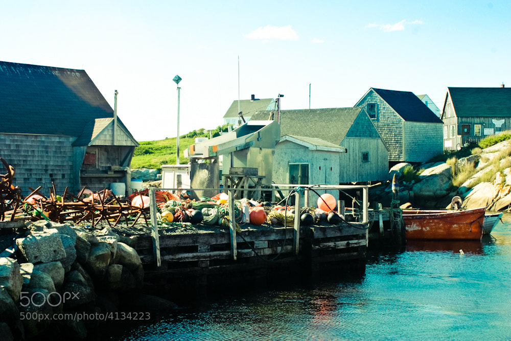 Photograph Peggy's Cove #3 by Linda Mackie on 500px