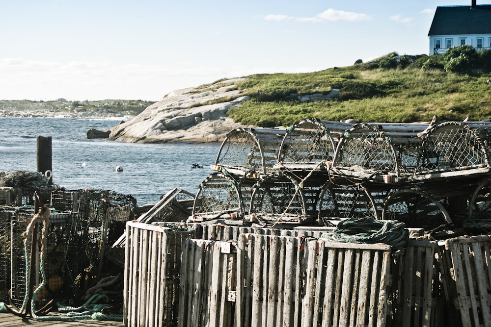 Photograph Peggy's Cove #5 by Linda Mackie on 500px
