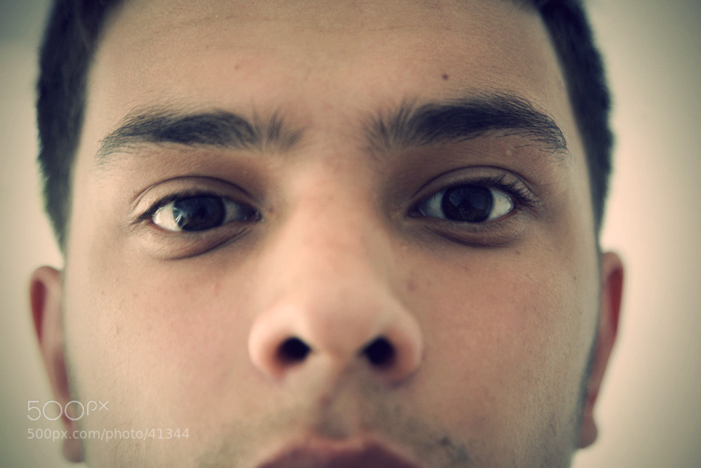 Photograph Selfportrait by Mike Kosiakov on 500px