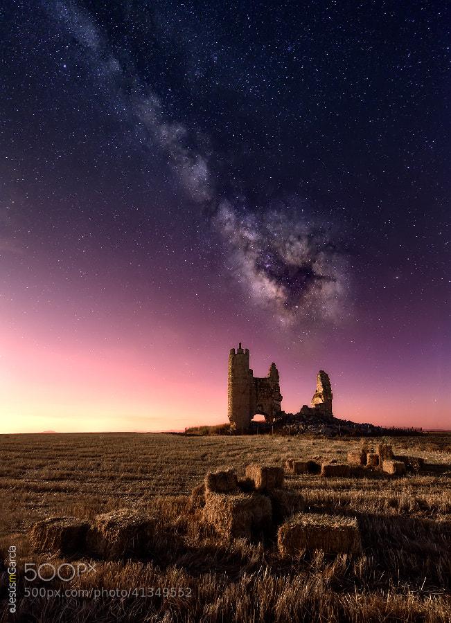 Photograph Milky Way over Caudilla by Jesús M. García © on 500px