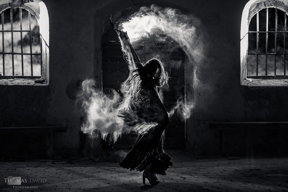 Photograph Flamenco (Dust and dance) by Thomas David on 500px