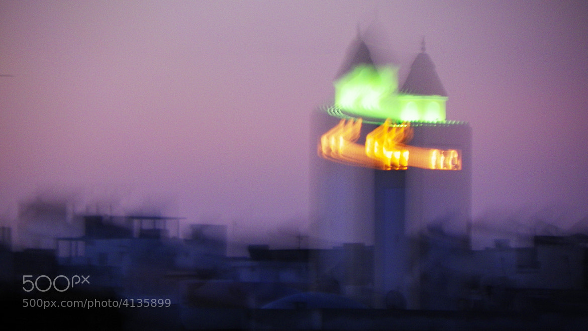 Photograph The Mosque by Dominique TOUEL on 500px