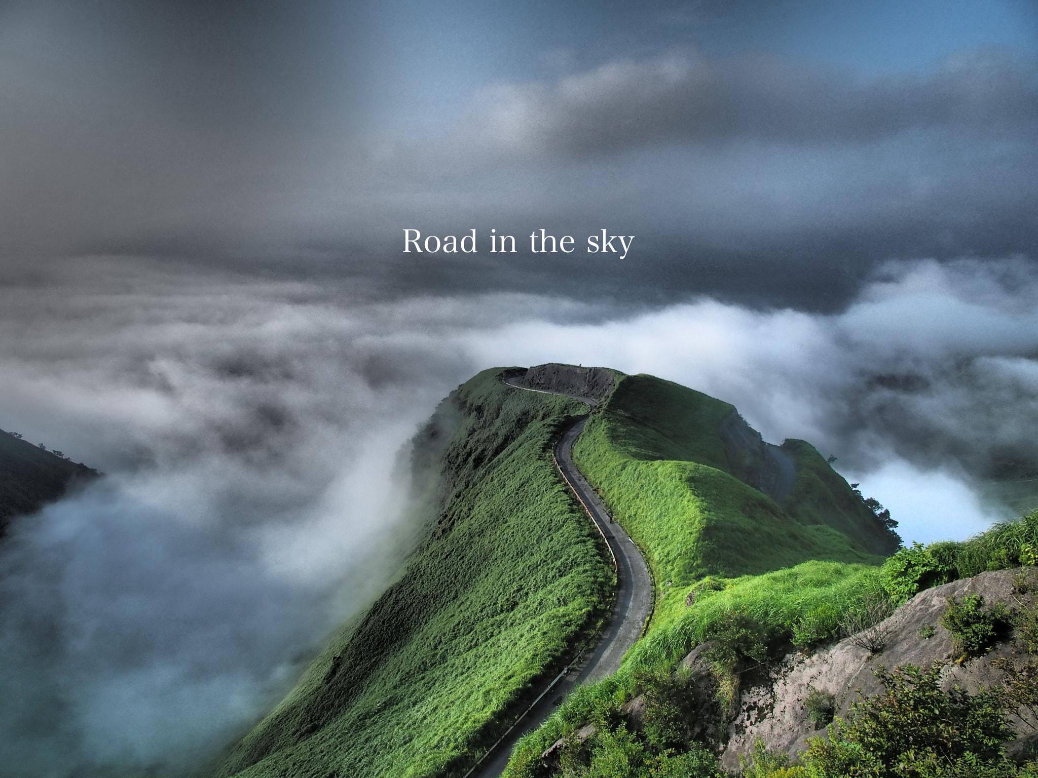 Photograph Road in the sky by KEF  on 500px