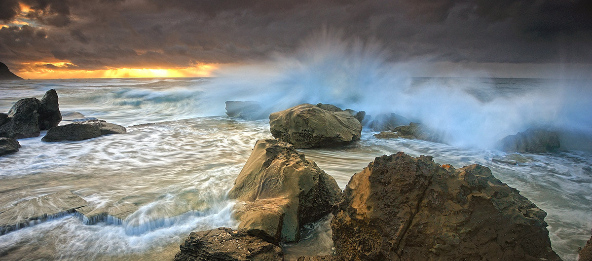 Photograph Angry Ocean by Aonlawon : on 500px