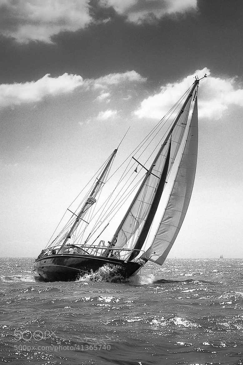 Photograph old school sailing by Jörn Guntermann on 500px
