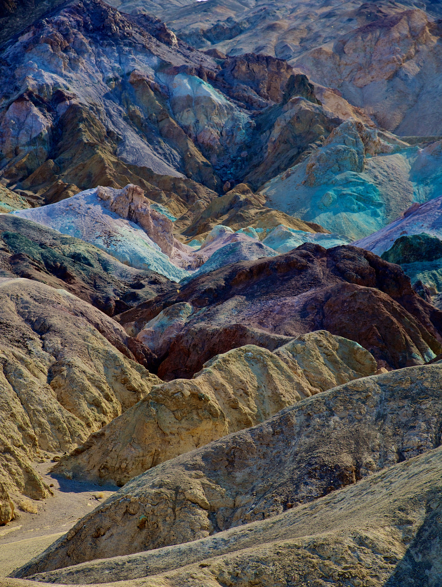 Photograph Death Valley Artist's Palette by mitch aunger on 500px
