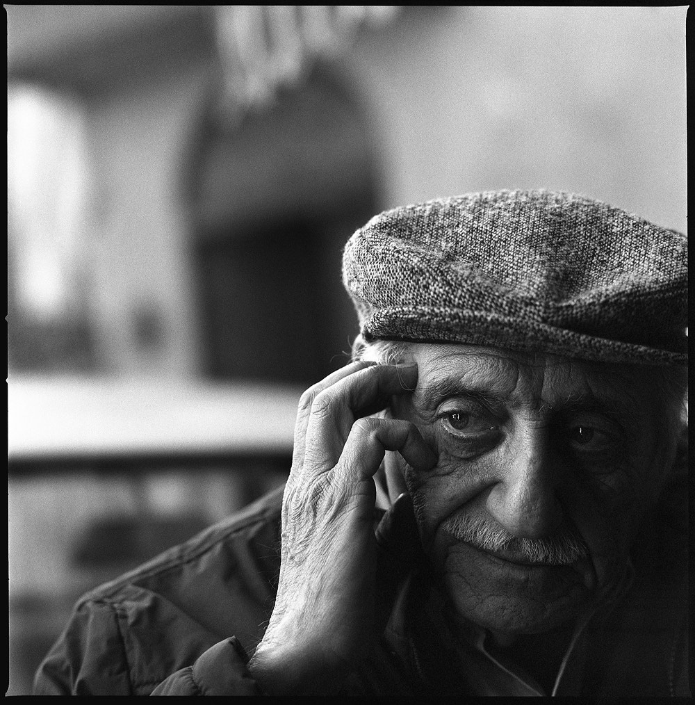 Photograph Old Man by Jonathan Baker on 500px