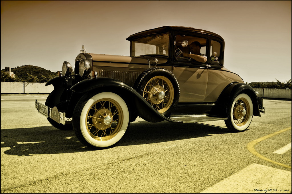 Photograph Ford Model A by Damjan Herjavec on 500px