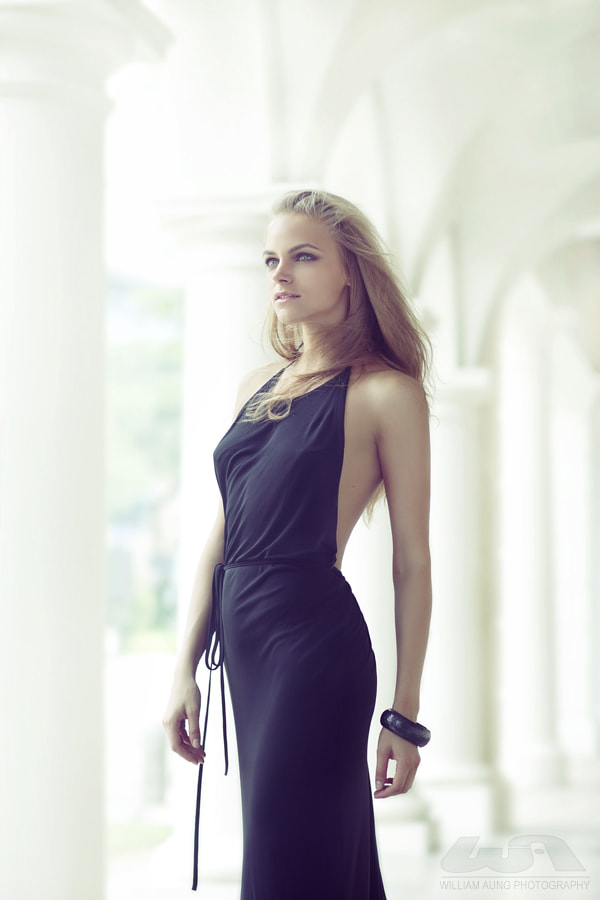 Photograph Kateryna by William Aung on 500px