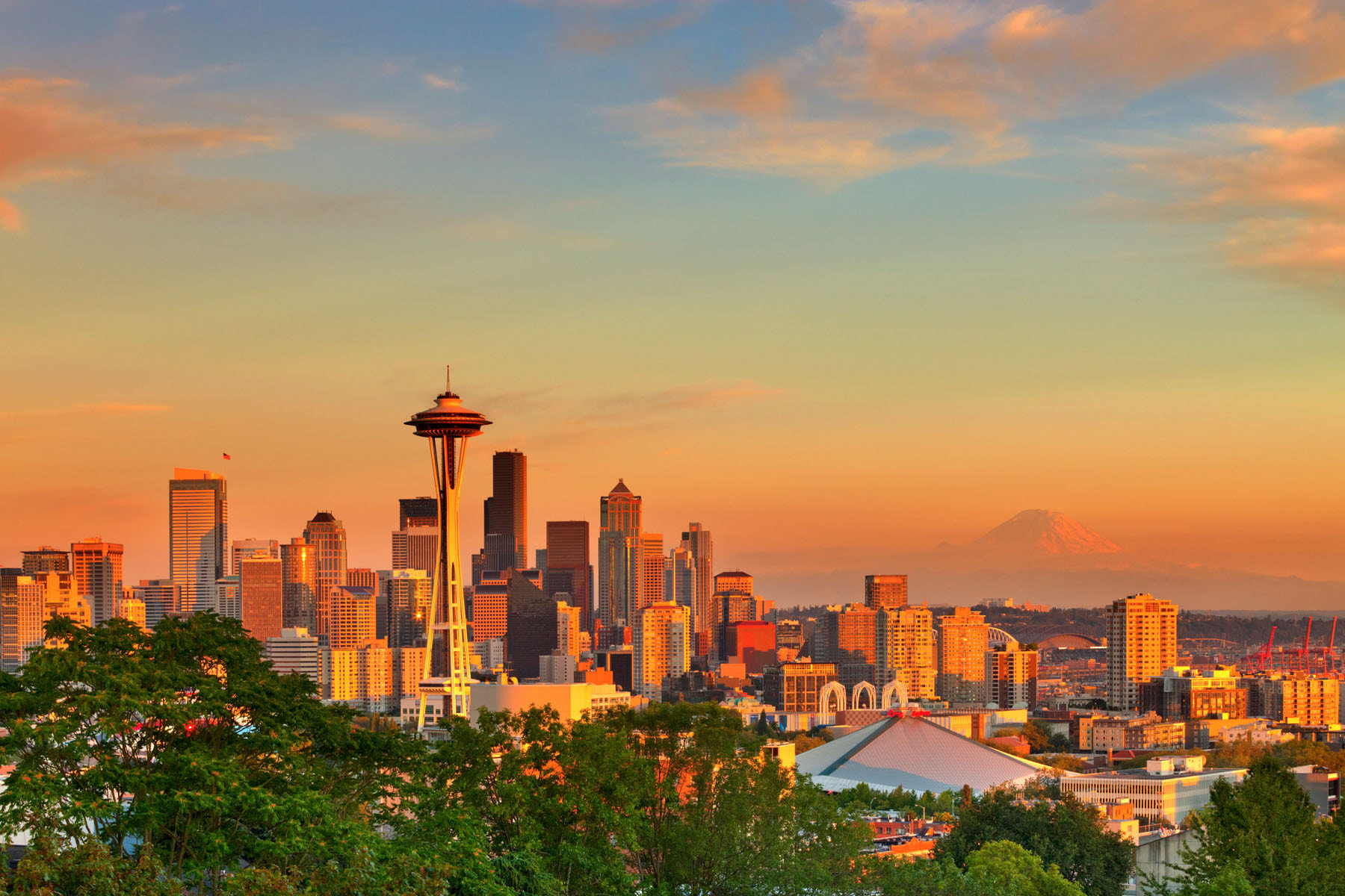 Photograph Seattle by Pietro Canali on 500px