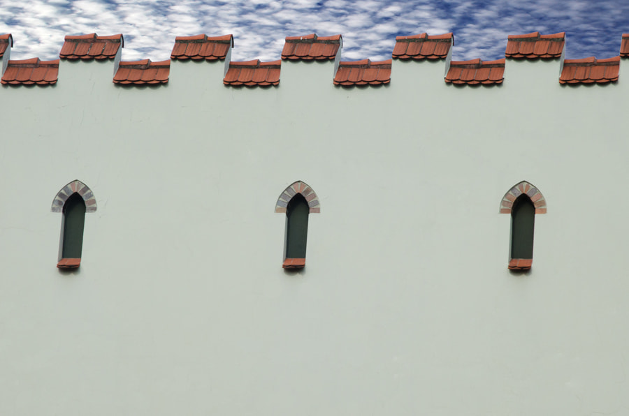 Photograph knight wall by Gunter Werner on 500px