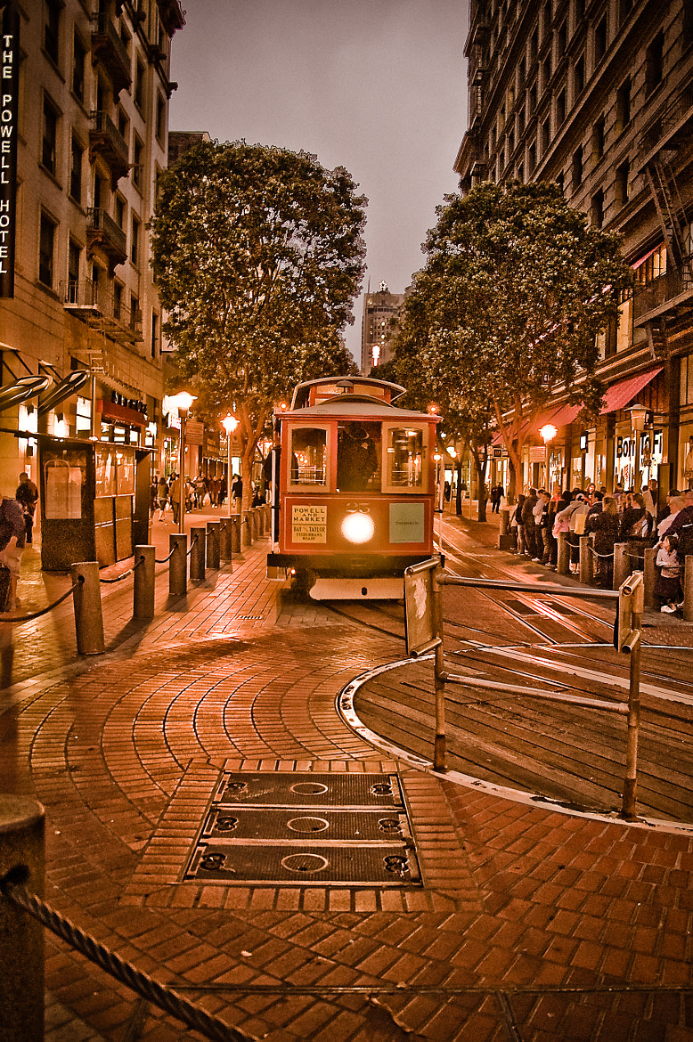 Photograph Street Car by Ian Rutgers on 500px