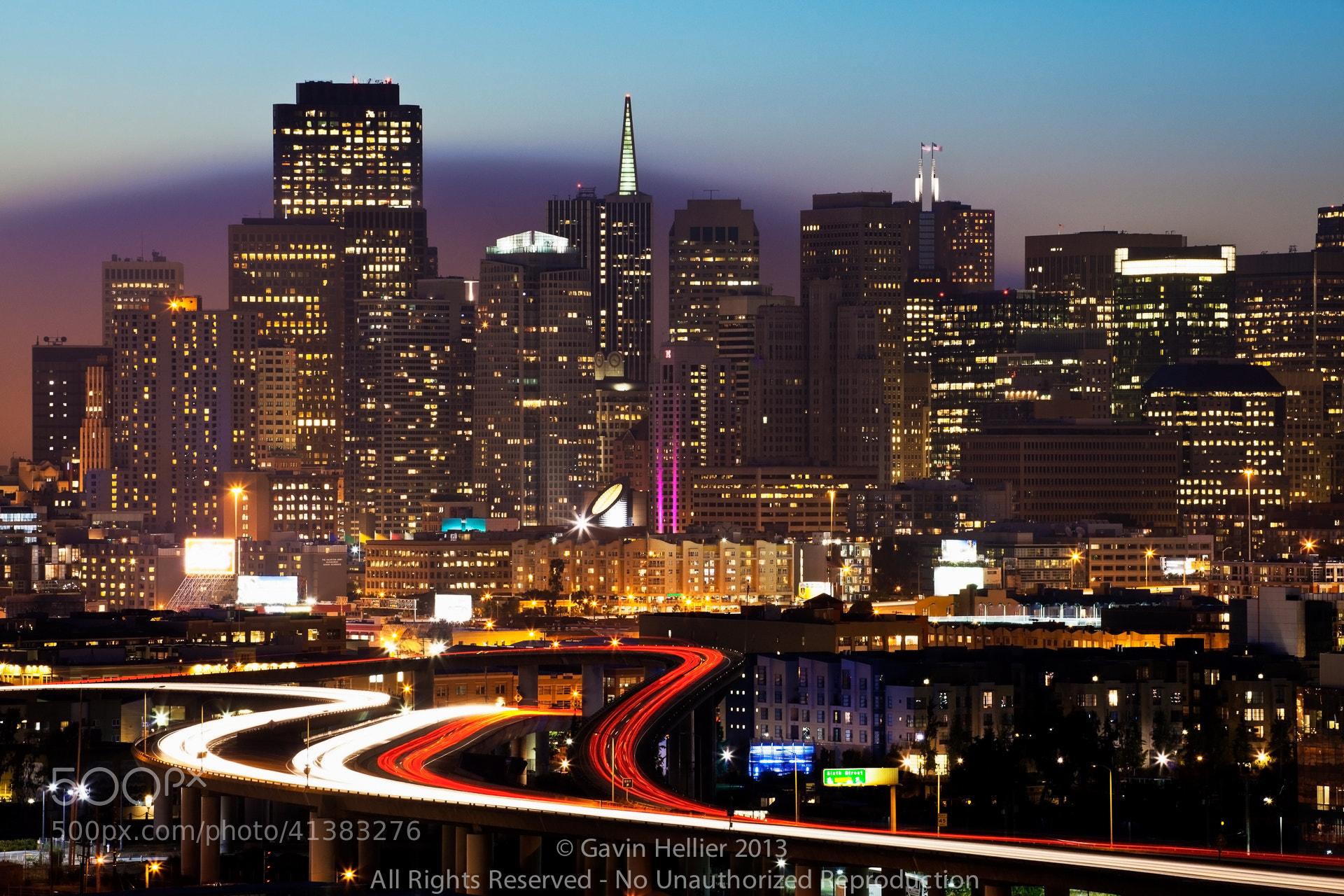 Photograph San Francisco, California, USA by Gavin Hellier on 500px