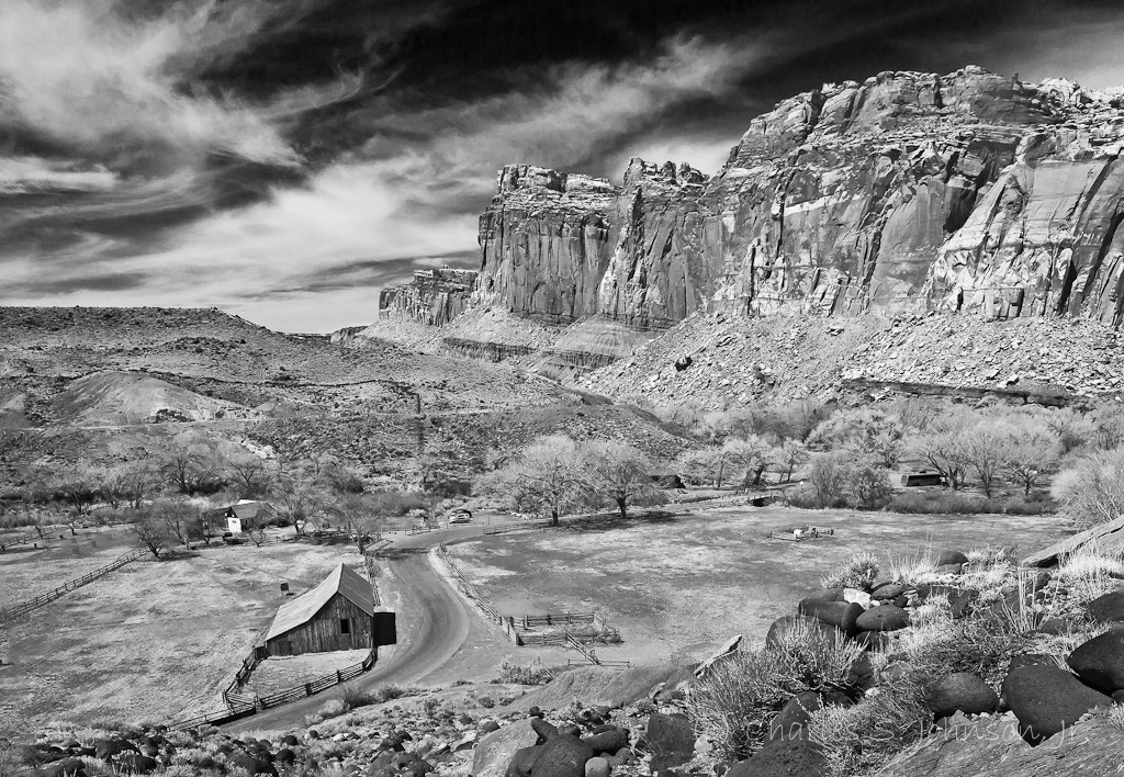 Photograph Fruta Village at Capitol Reef by Charles Johnson on 500px