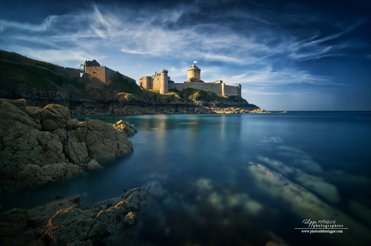 Photograph Fort La Latte by Philippe MANGUIN on 500px