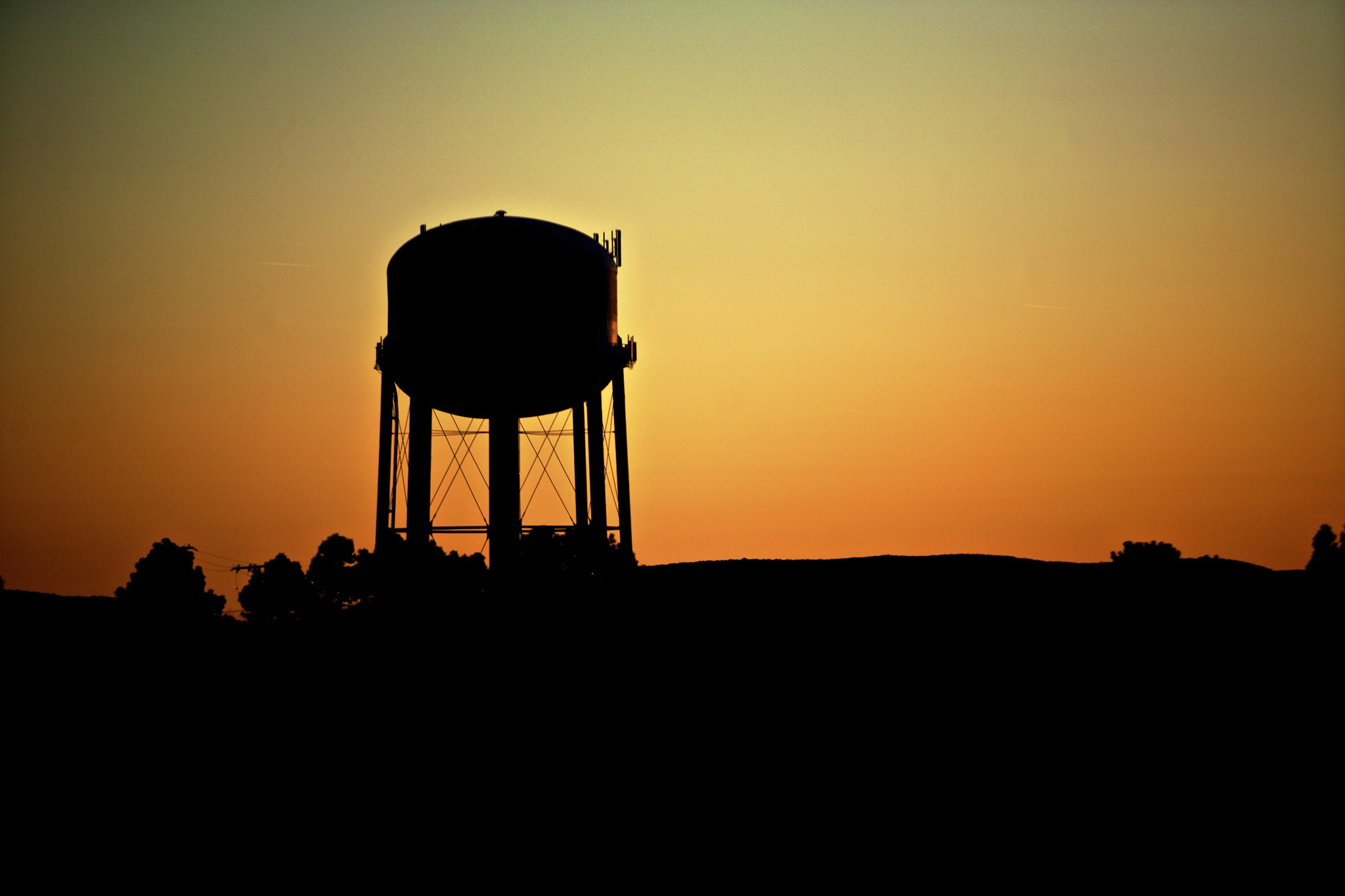 Photograph Water tower by c karakachian on 500px