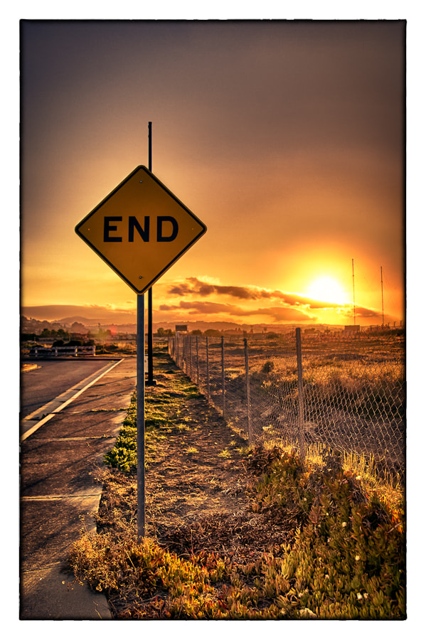 Photograph The end by Alexander Strauch on 500px