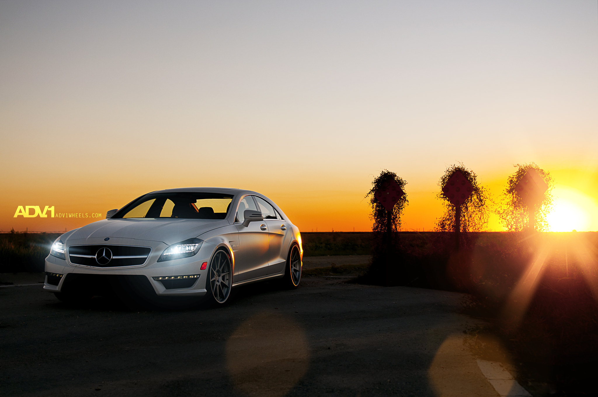 Photograph ADV.1 Mercedes CLS 63 AMG 2 by William Stern on 500px
