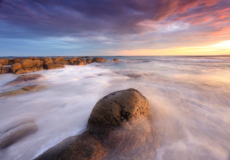 Photograph Bay of Fires by Alex Wise on 500px