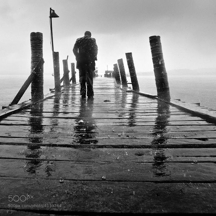 Photograph I walk in the rain,...so that nobody can see me crying... by Firman Hananda Boedihardjo on 500px