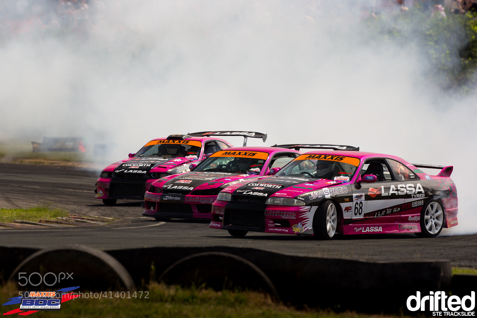 Photograph Team Lassa Tyres BDC Team Event 2013 by Ste Trackslide on 500px