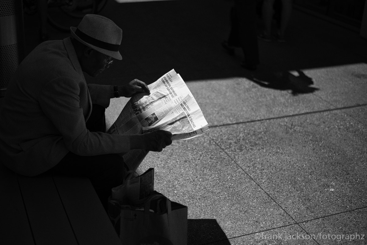 Photograph bright news by Frank  Jackson on 500px