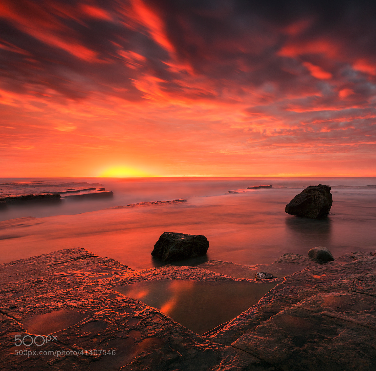 Photograph Red Zone by Goff Kitsawad on 500px