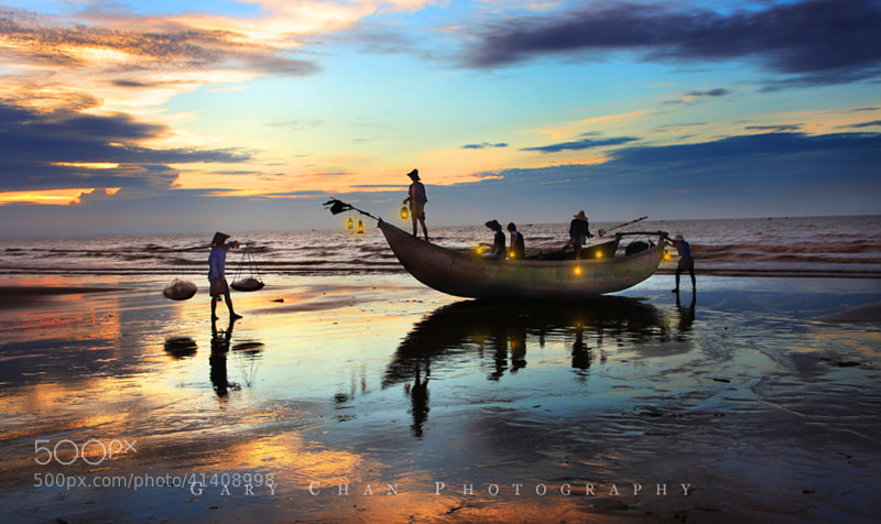 Photograph Worning in the morning by Chan Kwok Hung on 500px