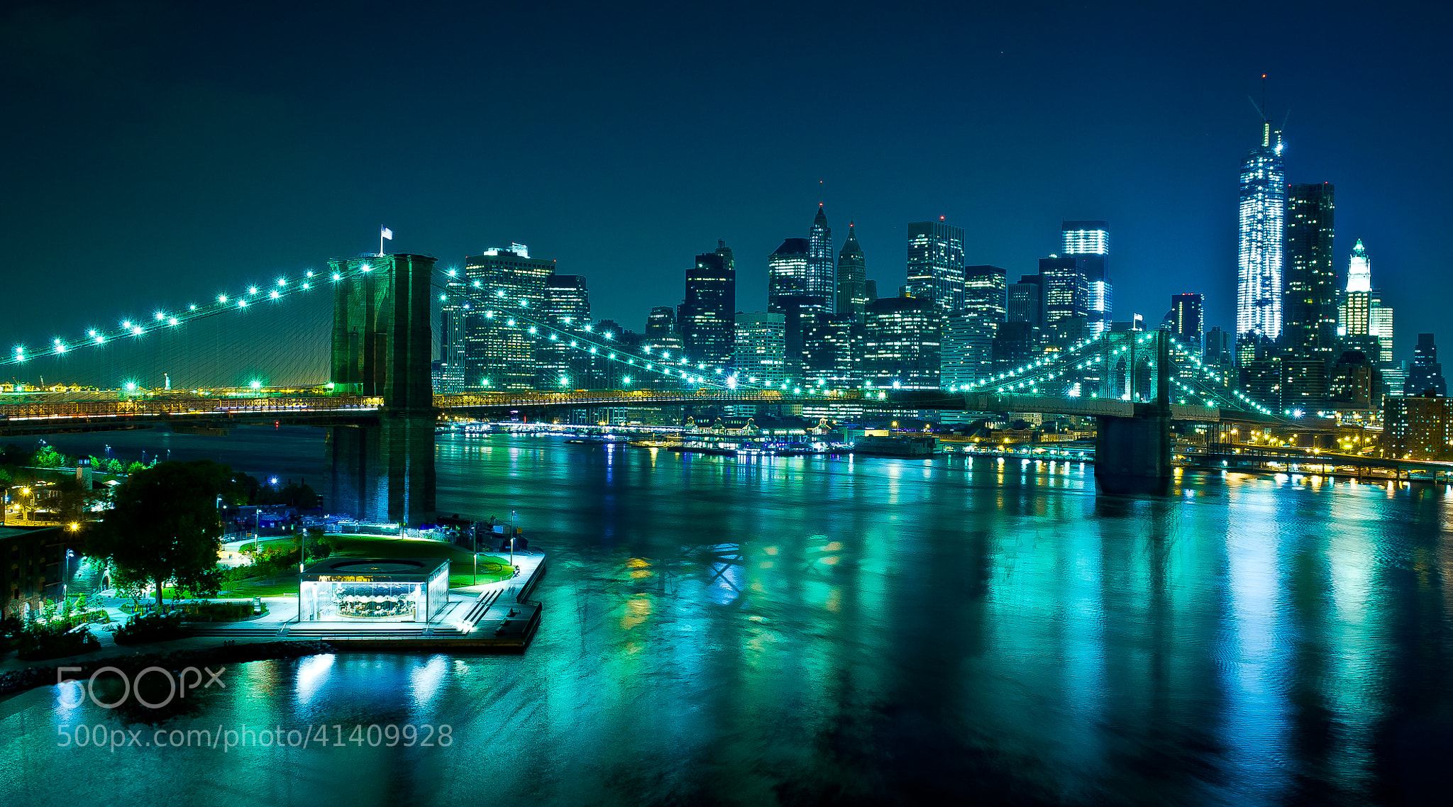 Photograph Manhattan by Bart  on 500px