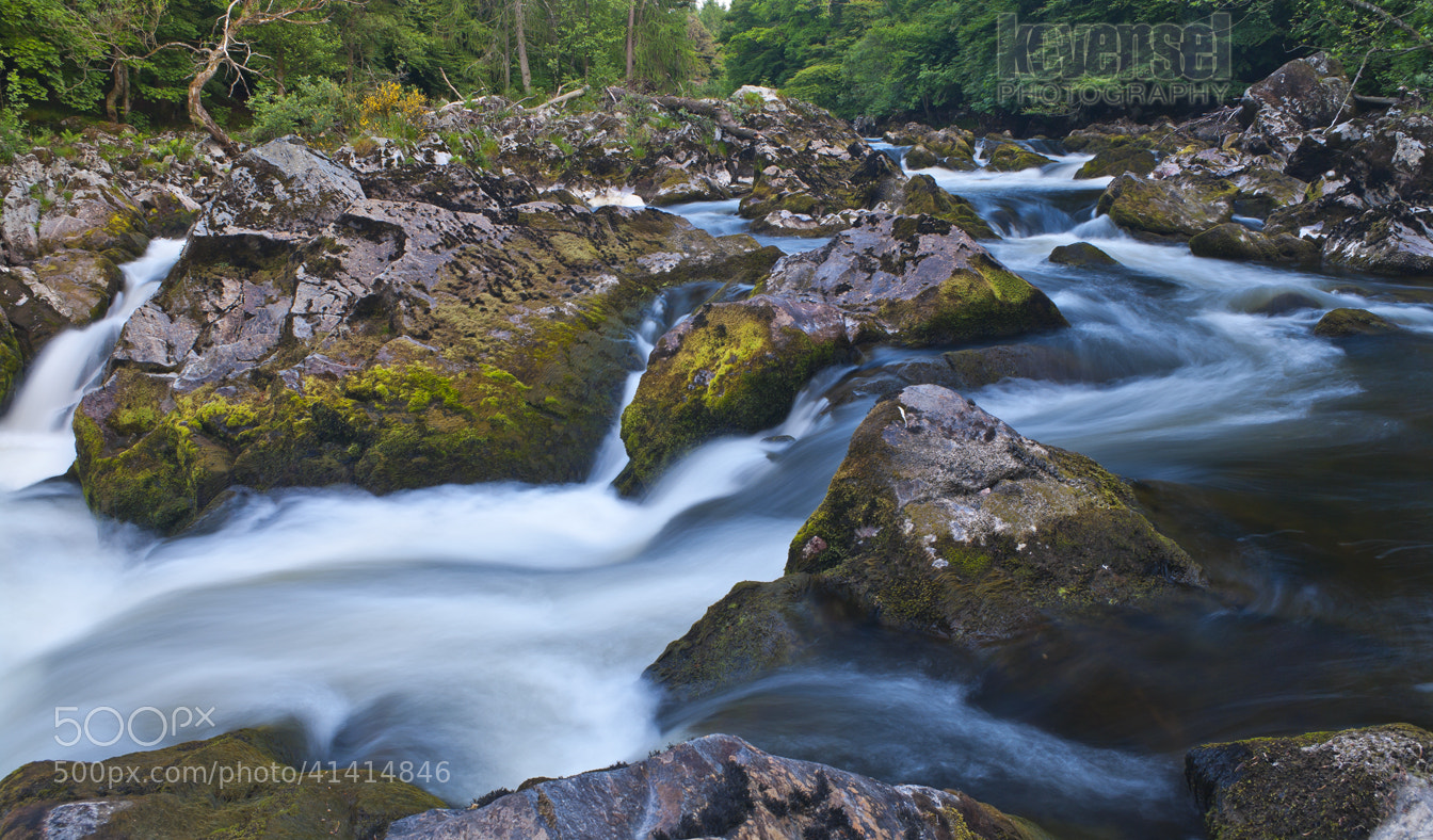 Photograph Falls of Feugh by Ken Vensel on 500px