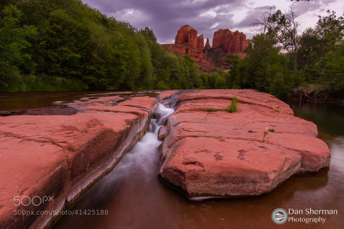 Photograph Cathedral Rock by Dan Sherman on 500px