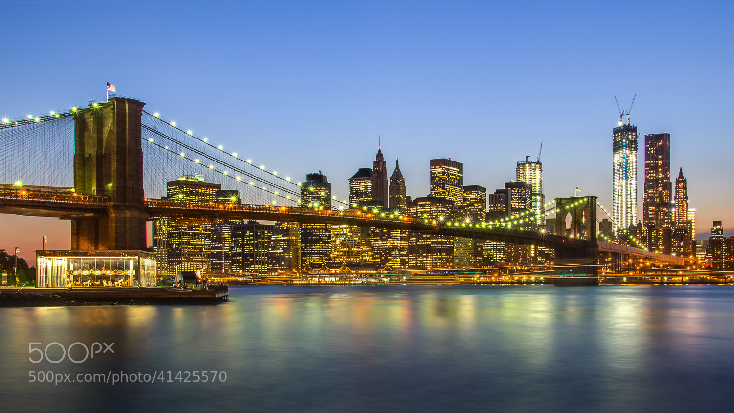 Photograph NYC CV by Jörn Guntermann on 500px