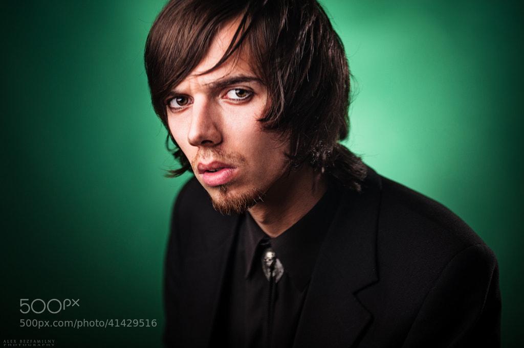 Photograph Alex Fry by Alexander Bezfamilny on 500px