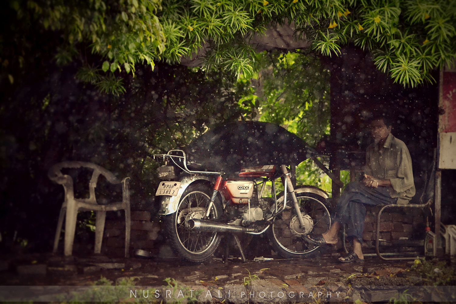 Photograph My Bike is Repairing... by Nusrat Ali on 500px