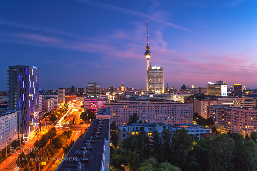Photograph Berlin - the Place to be by Sebastian  Warneke  on 500px