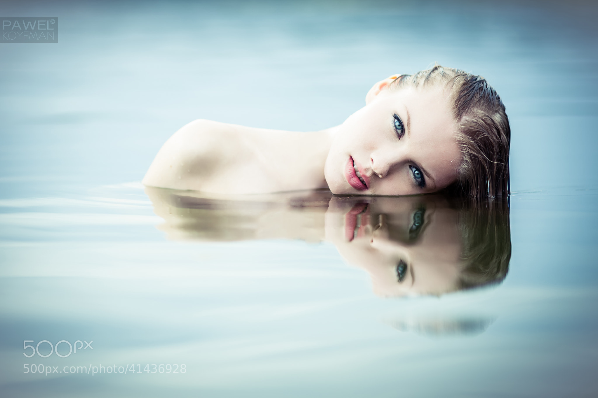 Photograph Verena by Pawel Koyfman on 500px