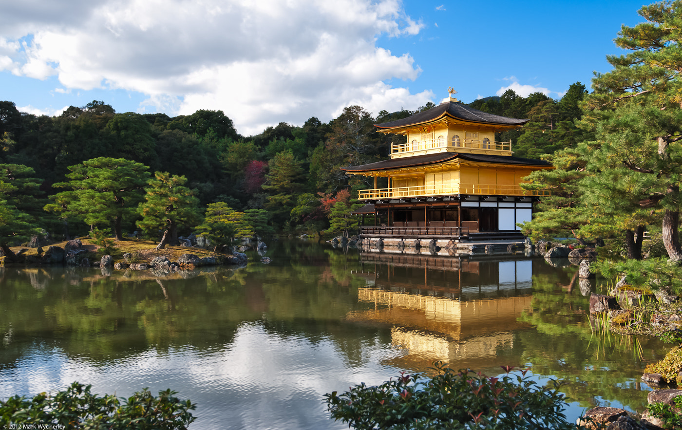 Photograph Kinkaku-ji by Mark Wycherley on 500px